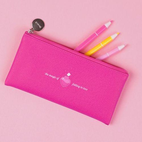 Retro Themed Pen Case