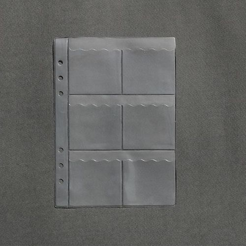 6 Ring A5 Divided Pocket Set