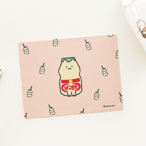 Cat Screen Cloth