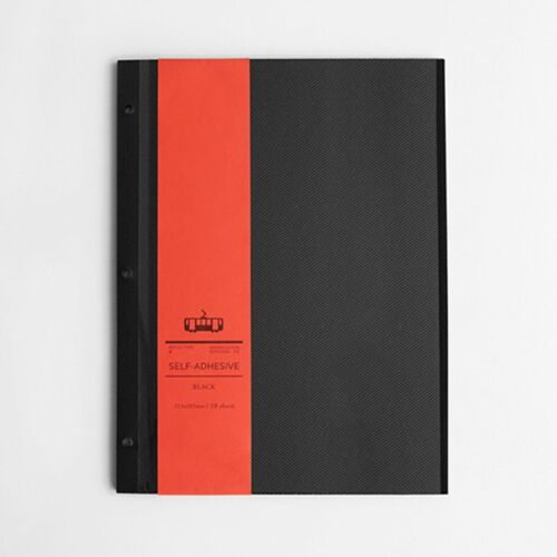 Colorful 3 Ring Binder Refill