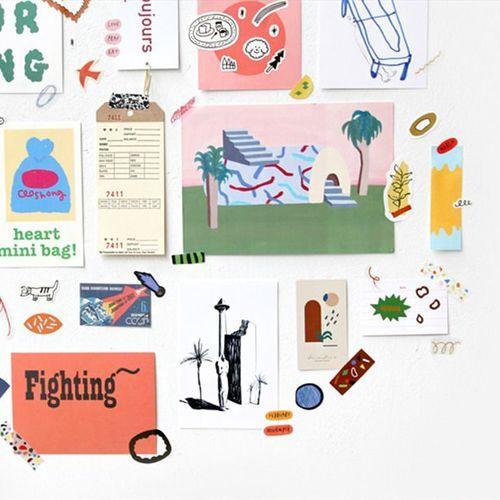 Alphabet Themed Sticker v2