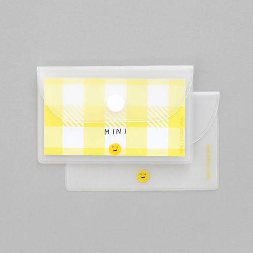 Smile Mini Card Pouch