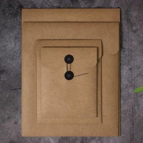 Large String Tie Envelope Set