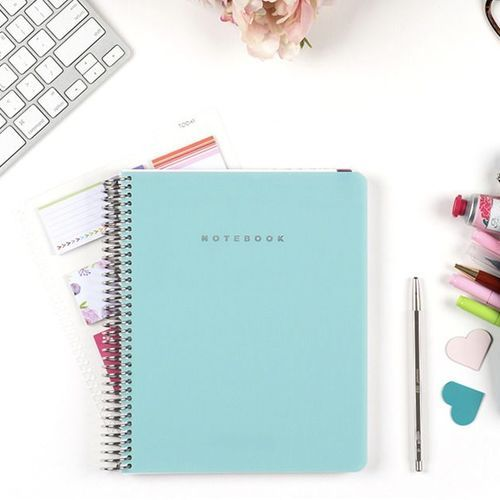 MYO Life Spiral Notebook Cover