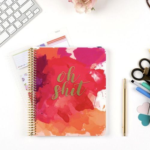 MYO Sensible Spiral Notebook Cover