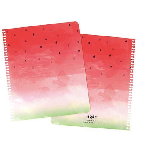 MYO Summer Spiral Notebook Cover