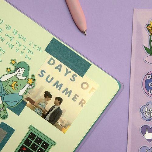 Color Point Deco Sticker v2