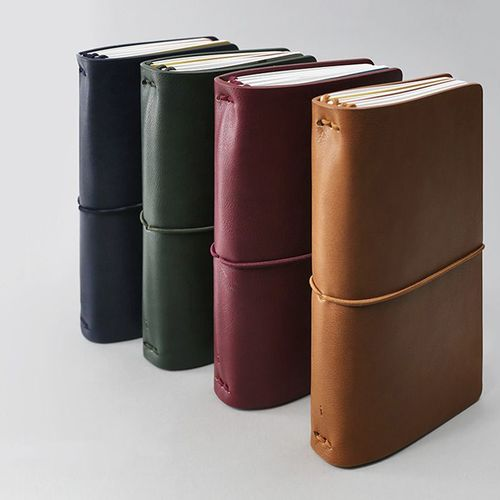 MYO Slim Vegan Leather Binder