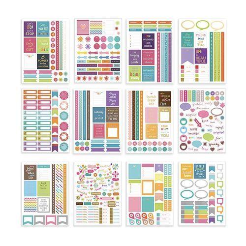Luxe Deco Sticker Book