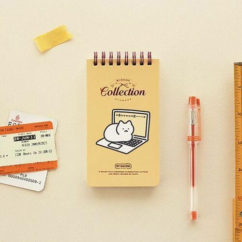Cat Handy Notebook
