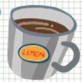 Vintage Removable Sticker, 15 Coffee