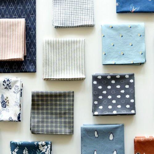 Dailylike Handkerchief v2