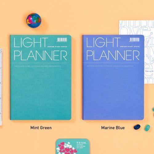 2014 Ardium Light Planner