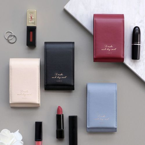 To Make Each Day Count Lipstick Pouch