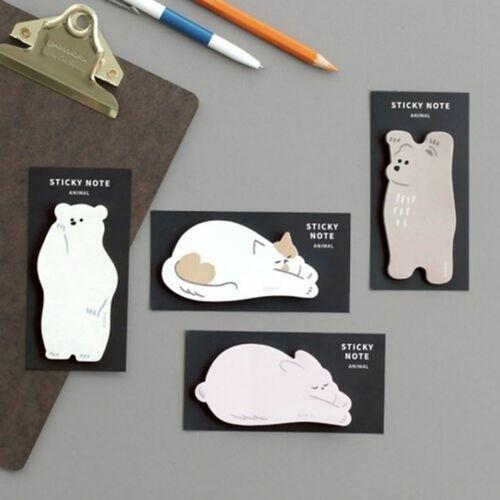 Animal Sticky Note
