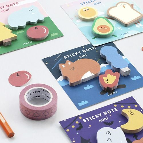 Mini Friends Sticky Note
