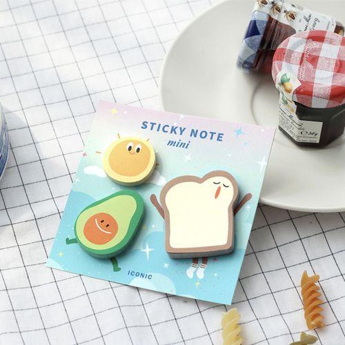 Mini Friends Sticky Note