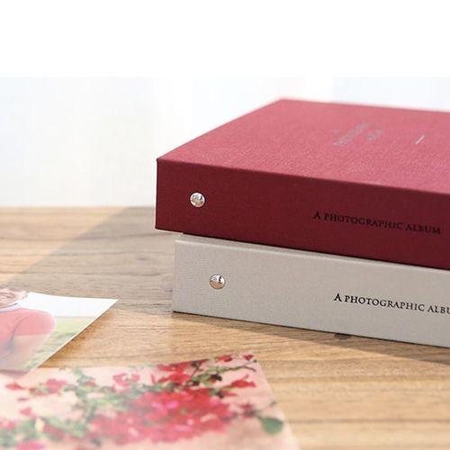 Photographic 3-Ring Binding Album