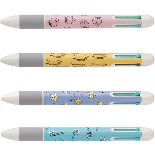 Illustration 4 Color Pen v2