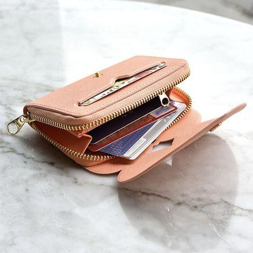 Mini Heart Wallet