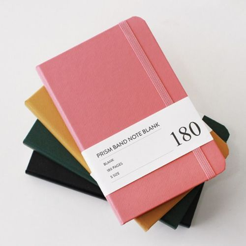 Small Prism Band Notebook