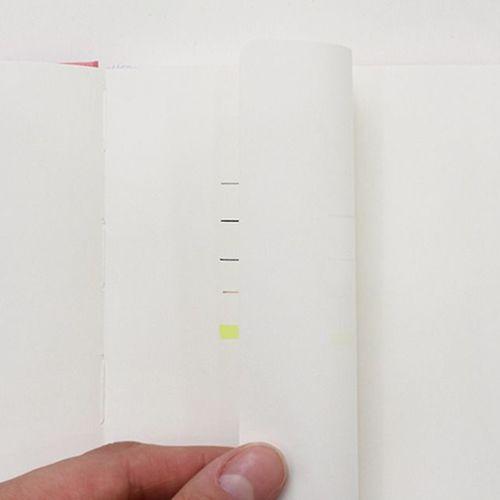 Medium Prism Band Notebook