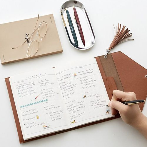 MYO Today Weekly Planner