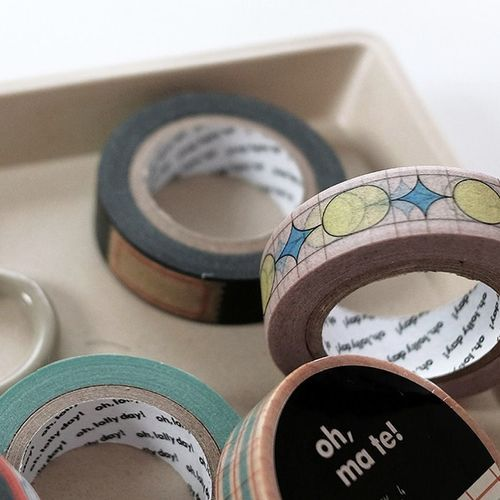 Oh, Pattern Masking Tape v5