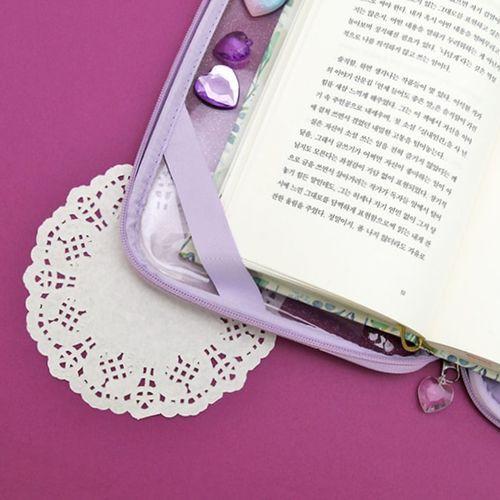 Dear Moonlight Book Pouch