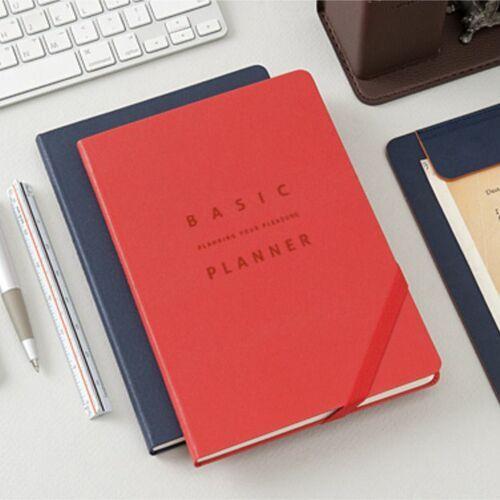 Large Basic Planner