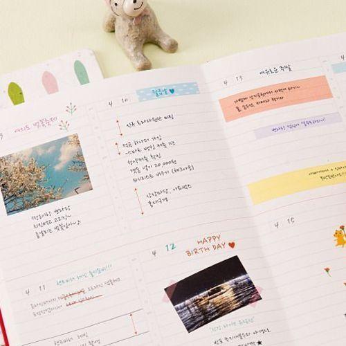 Medium Basic Planner