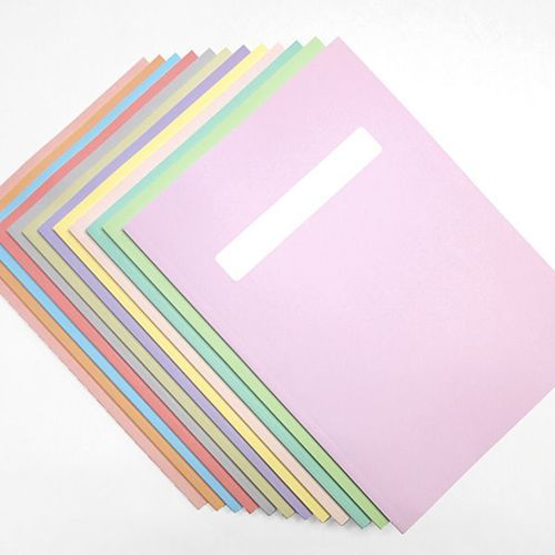 Pastel Simple Lined Notebook Set of 12