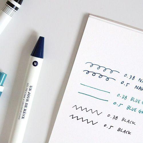 Un Jour De Reve Gel Pen v2