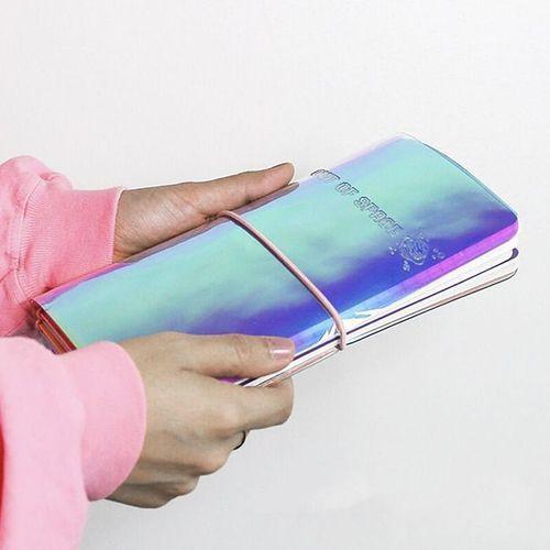 MYO Slim Hologram Binder