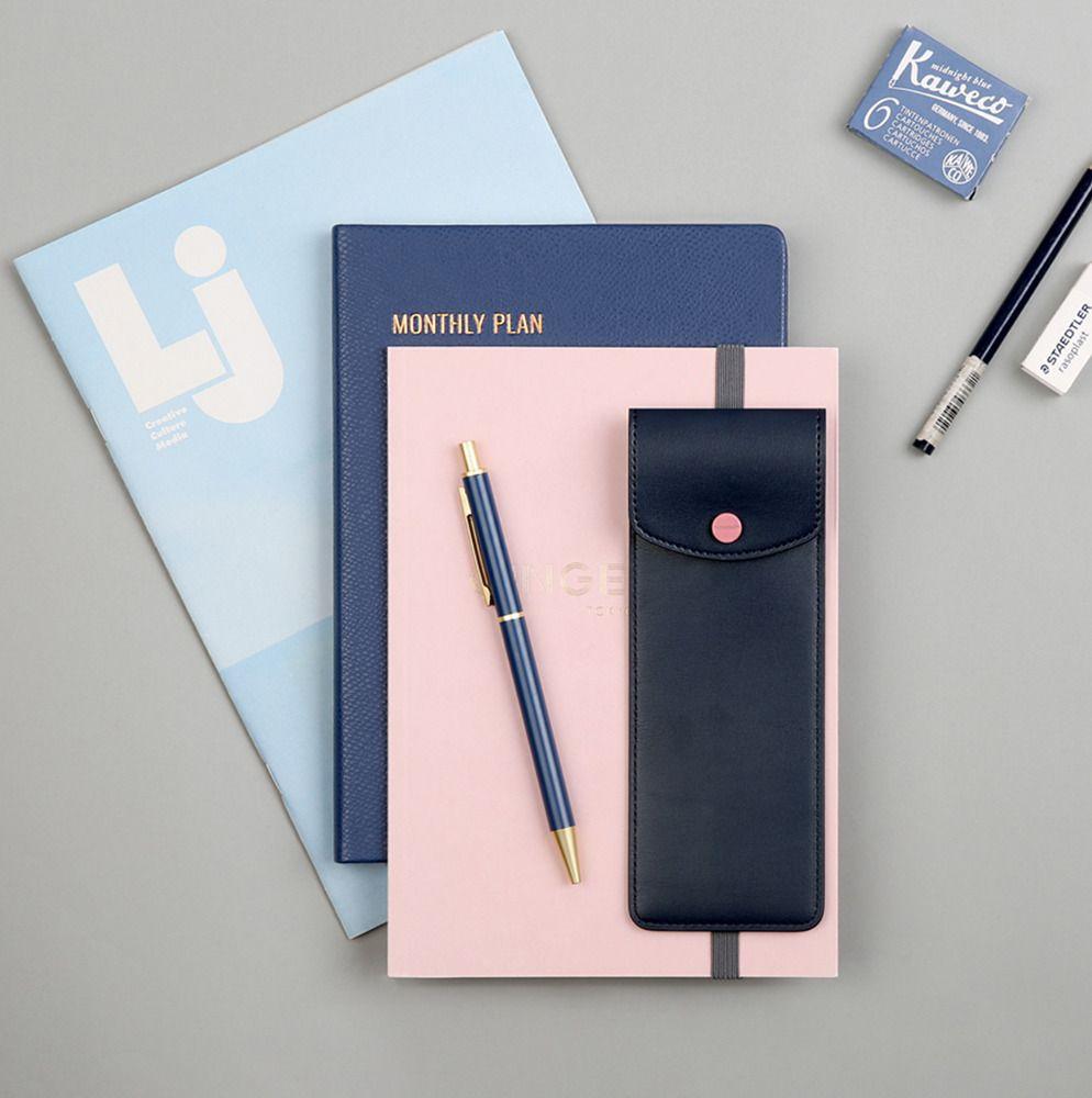 Attachable Leather Pen Case v2