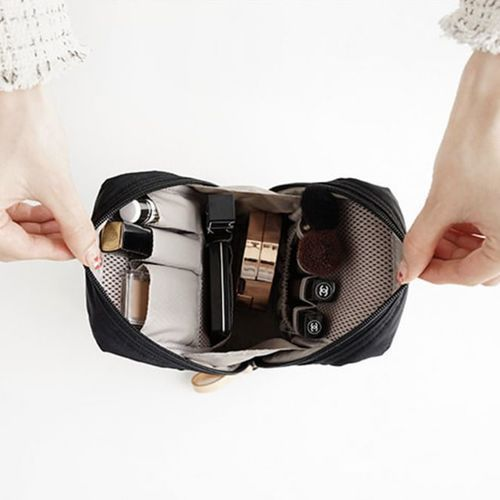Standing Cosmetic Pouch