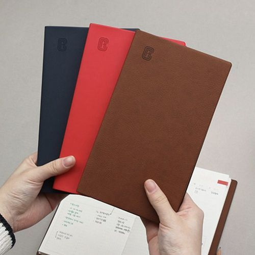 Large ABC Notebook