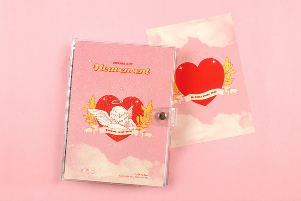 Deco Pocket 6 Ring A5 Planner