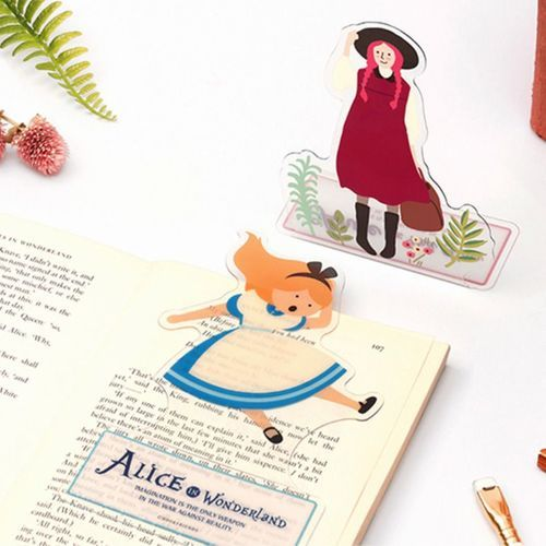 Literature Standing Bookmark