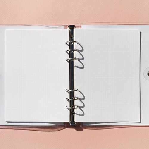 Deco Pocket 6 Ring A5 Planner Refill