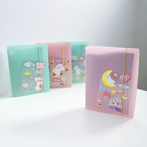 Gradient 6 Ring A5 Planner