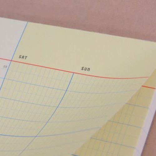Large Desk Notepad