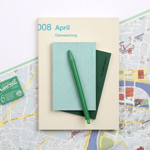Mini Monopoly Simple Notebook