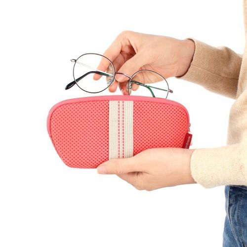 Mesh Glasses Pouch