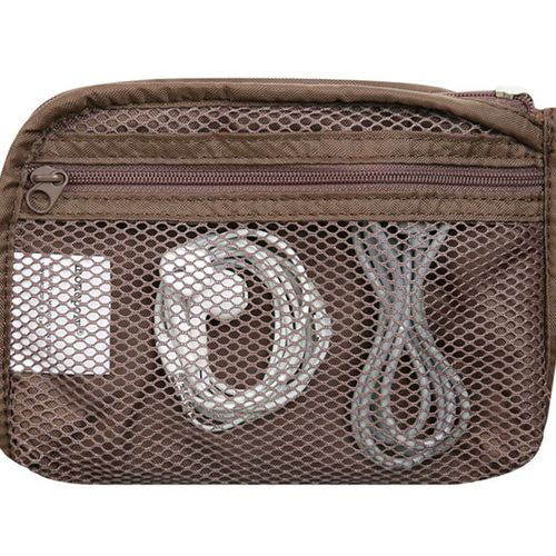 Small Mesh Cable Pouch