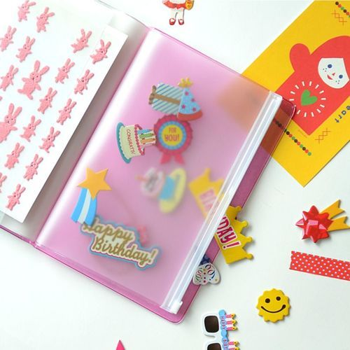 Jam Sticker Book