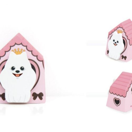 Mini Puppy House Sticky Note