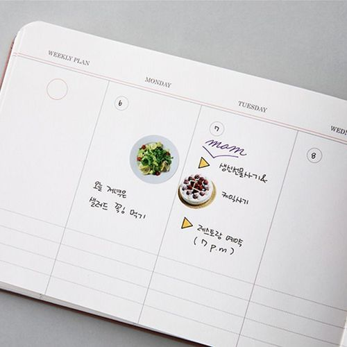 Moment Weekly Scheduler v2