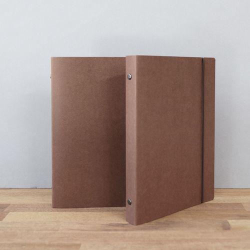 Paperboard 6 Ring A5 Binder