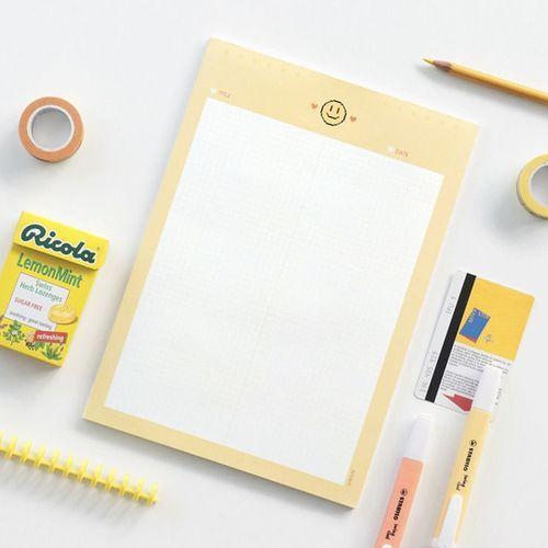Iconic B5 Sweet Notepad